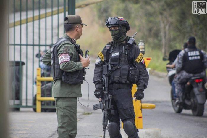 Operativo Captura Óscar Pérez El Junquito Enero 2018