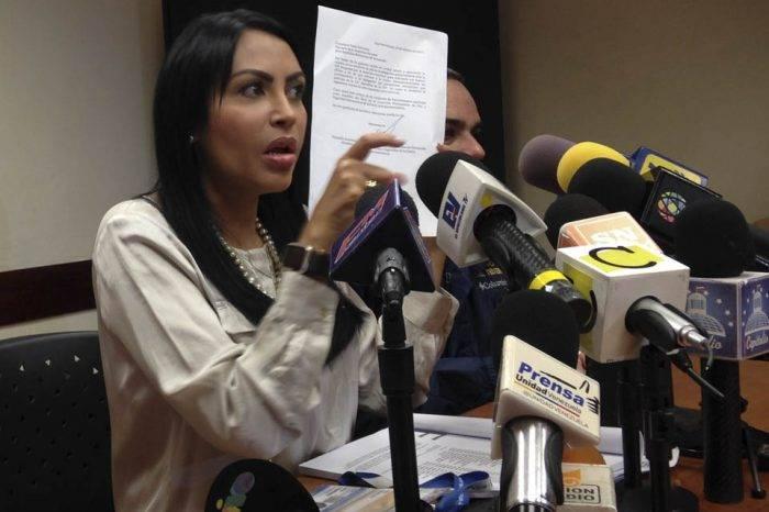 Delsa Solórzano Diputada Asamblea Nacional UNT