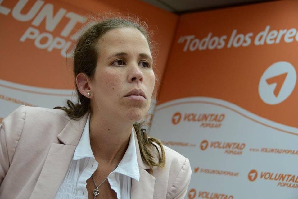 Manuela Bolívar Diputada Asamblea Nacional Voluntad Popular