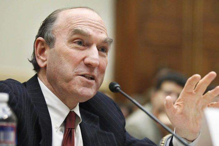 Elliot Abrams diplomático EEUU
