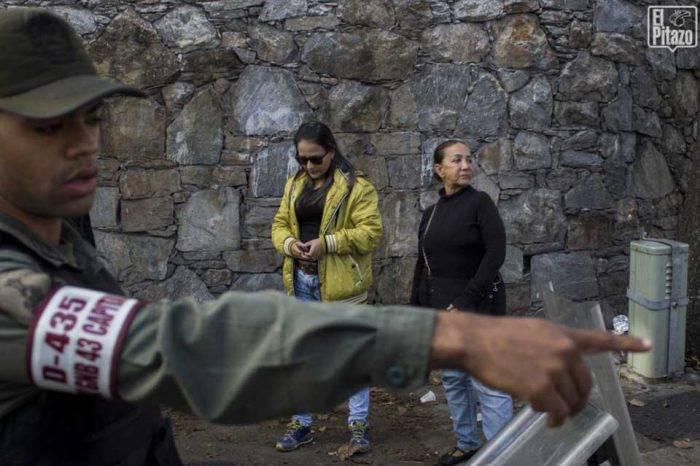Tía de Óscar Pérez pudo ver el cadáver de su sobrino 3 días después de su muerte