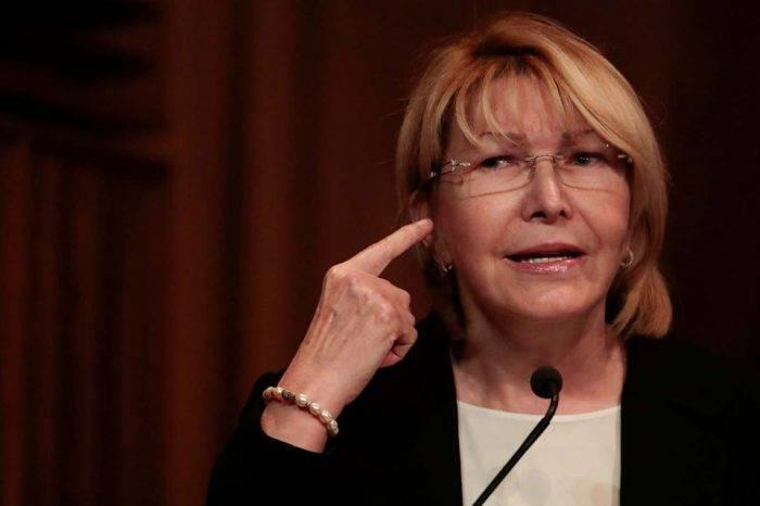 Ortega Díaz solicitó a la Corte Penal congelar bienes de Maduro