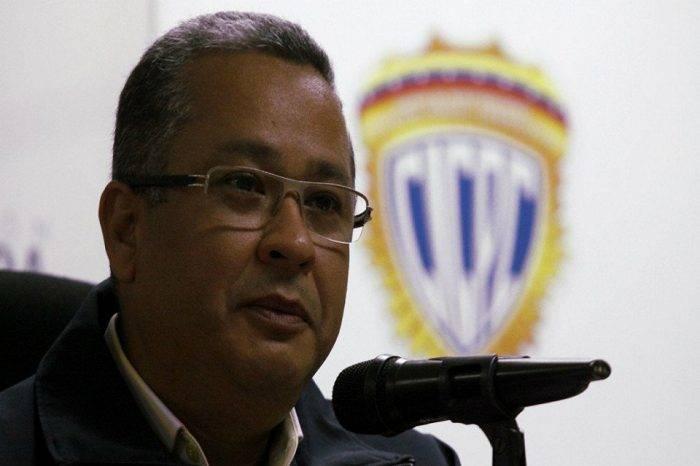 Douglas Rico director Cicpc