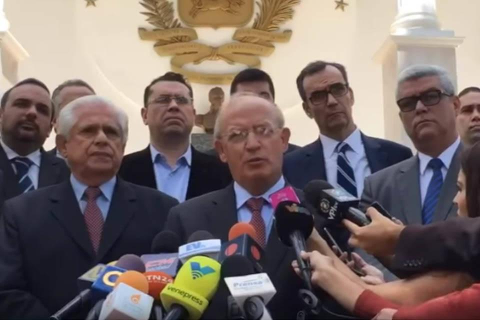 Canciller Portugal Asamblea Nacional