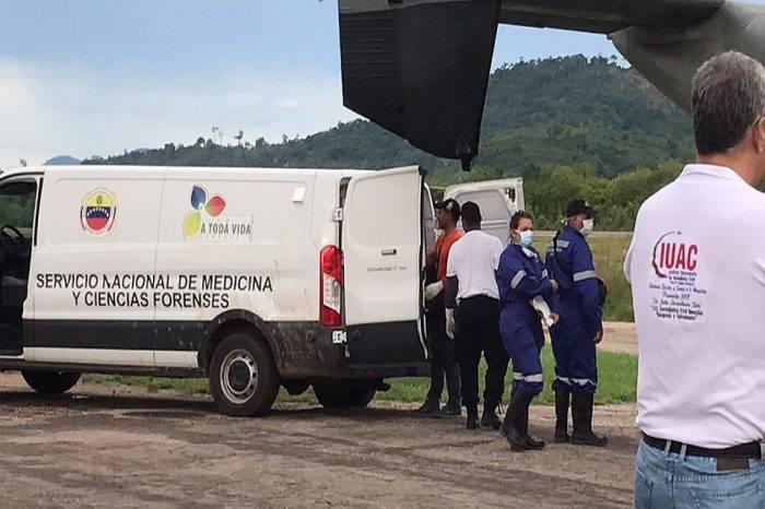 FAN todavía adeuda a víctimas del accidente del helicóptero en Amazonas