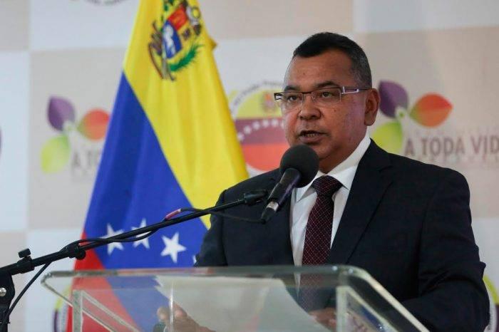 Néstor Reverol justifica fallas eléctricas en Mérida con saboteo a sistema generador