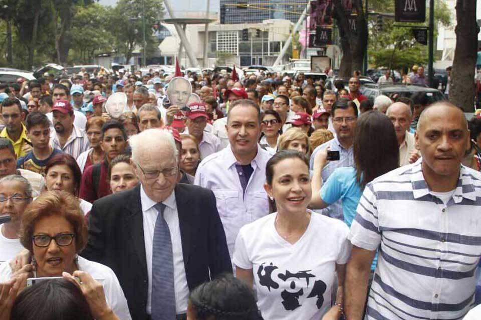 Movimiento Soy Venezuela María Corina Machado