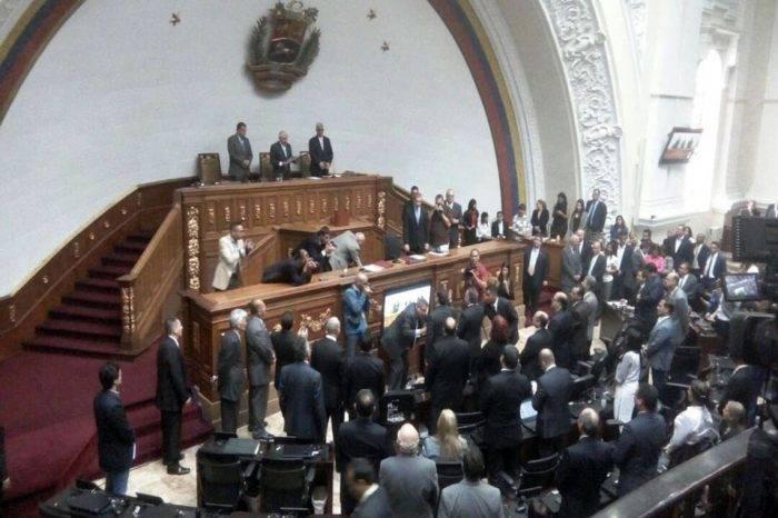 Asamblea Nacional tratará solicitud de antejuicio a Maduro el 17 de abril