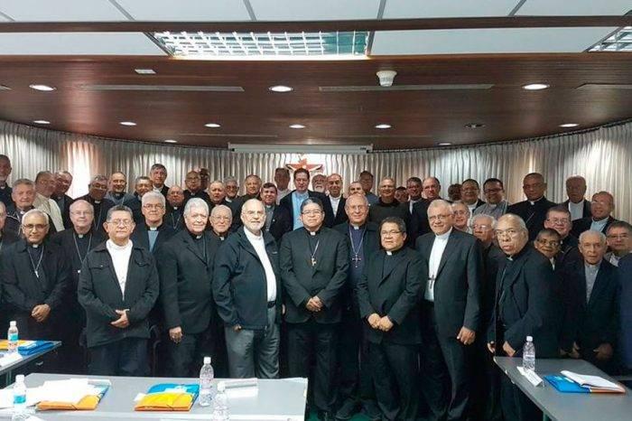 Obispos venezolanos se reunirán el 10 de septiembre con el papa Francisco