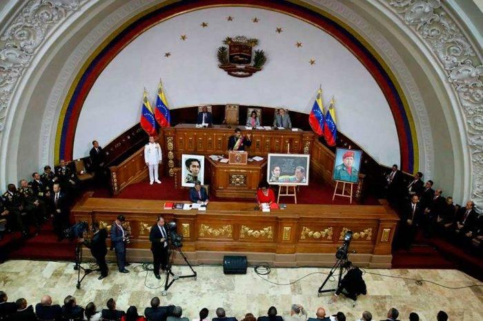 """La Constituyente de """"paz"""" no ha derrotado el hambre y el derramamiento de sangre"""