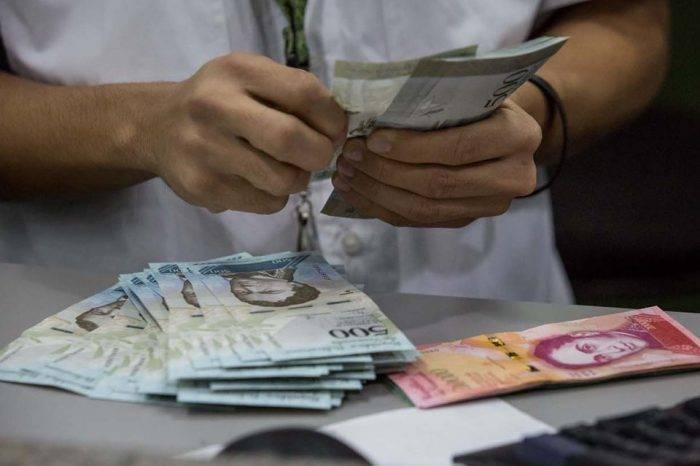 BCV emite 1.215 millones de billetes y aún es insuficiente para demanda de efectivo