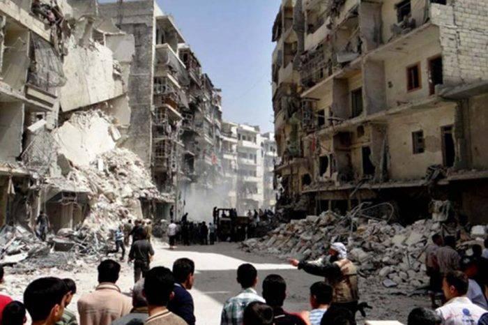 Conflictos en Siria causan la muerte de 8 niños y más de 21 habitantes