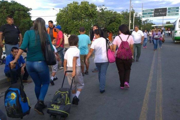 Realizan censo en Cucúta para ayudar a venezolanos que huyen de la crisis