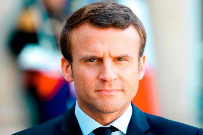 Emmanuel Macron sigue el ejemplo de Boris Johnson y recibirá a Guaidó este #24Ene