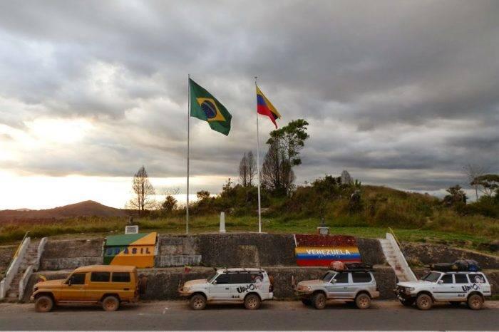 Brasil duplicará su presencia militar en frontera con Venezuela