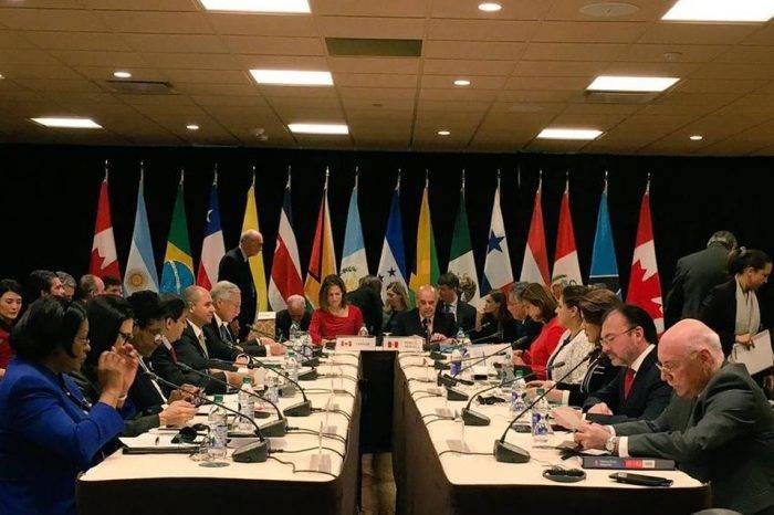 Grupo de Lima evalúa participación de Maduro en cumbre de las Américas