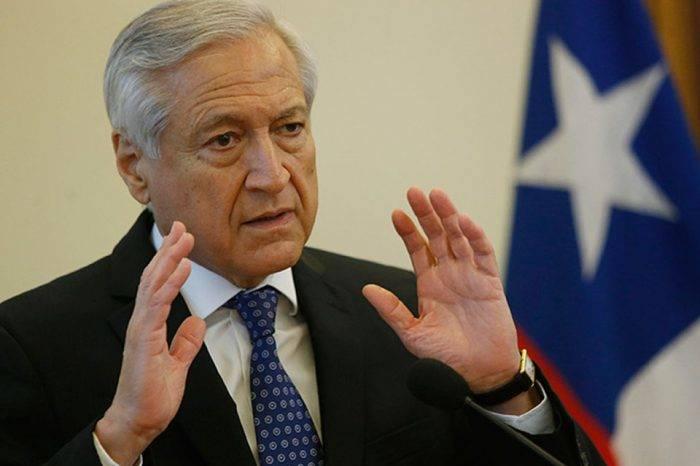 Heraldo Muñoz Canciller de Chile
