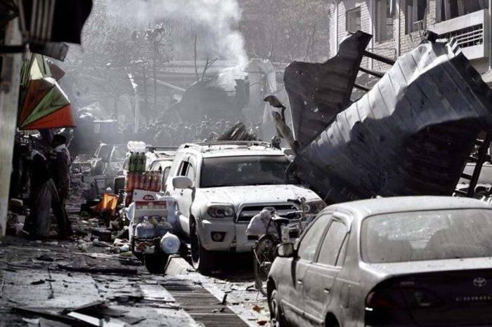 Ministerio de Salud afgano confirma 95 muertos por atentado en Kabul