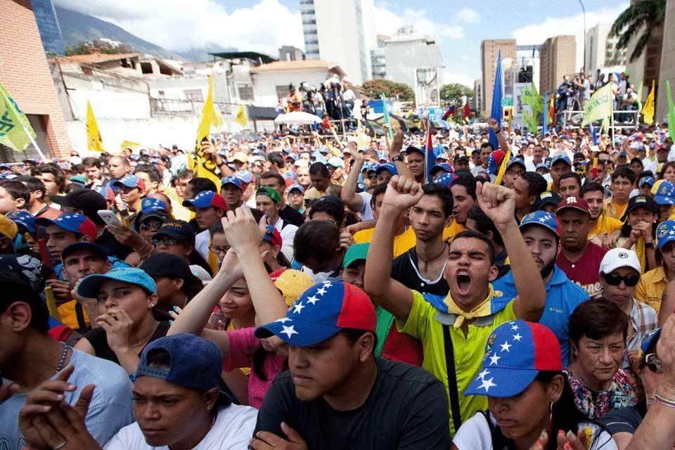 Protestas 2017 Venezuela