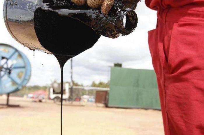 Petróleo venezolano cierra la semana con una baja de 0,77 dólares