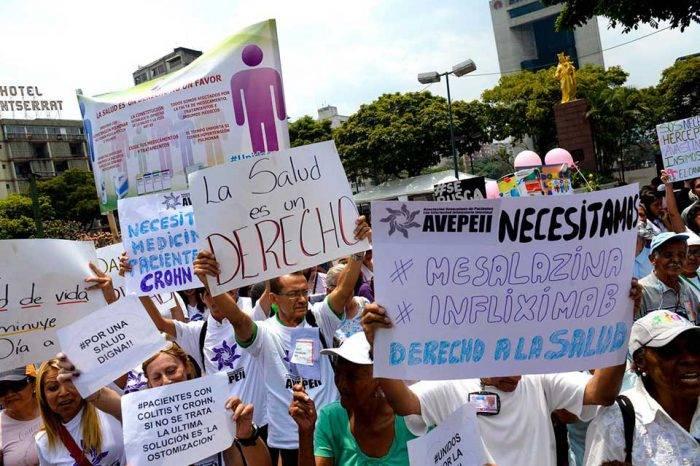 ONGs exponen ante la CIDH grave violación del derecho a la salud en Venezuela