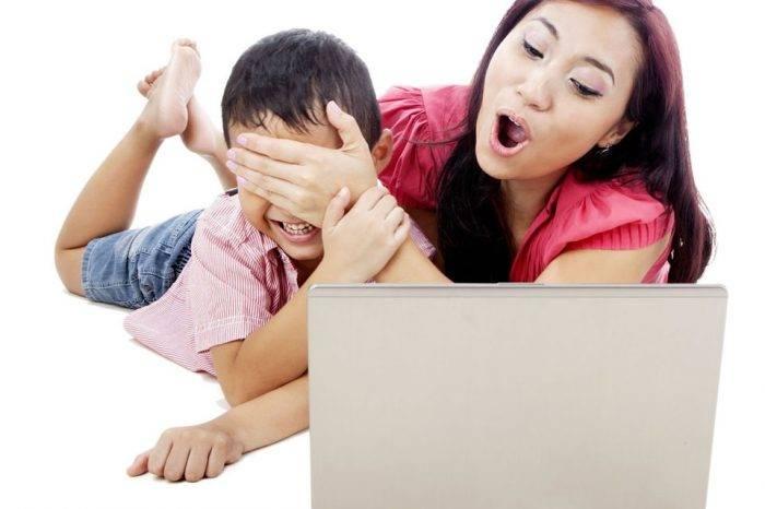 Riesgos de la internet para niños y adolescentes