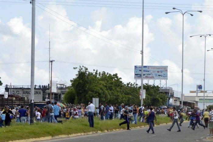 GN fue activada para evitar saqueos en San Félix