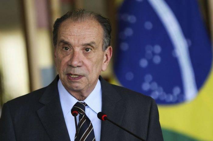 Canciller brasileño reiteró que se opone a cualquier intervención en Venezuela