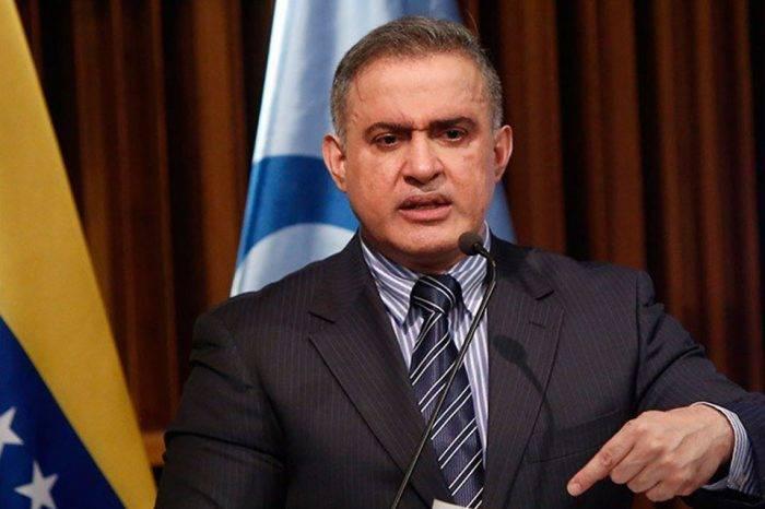 Sanciones Tarek William Saab