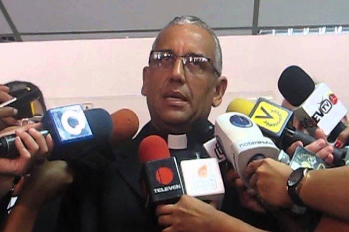 Víctor Hugo Sabese obispo de San Felipe