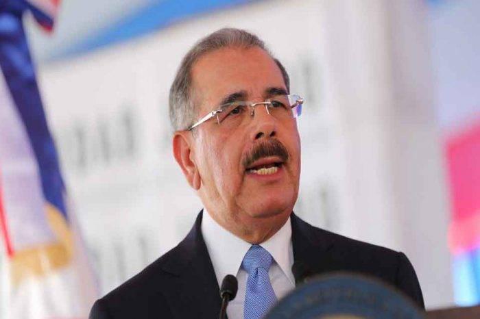 Presidente Medina: Si la oposición no viene al diálogo es decisión de ellos