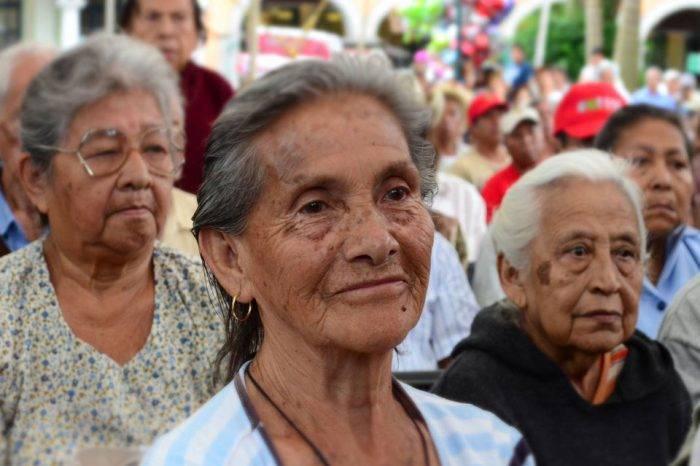 Gobierno pagará pensiones este viernes 21 de diciembre