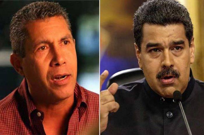 Falcón a Maduro: Vamos a debatir sobre la crisis en cadena nacional