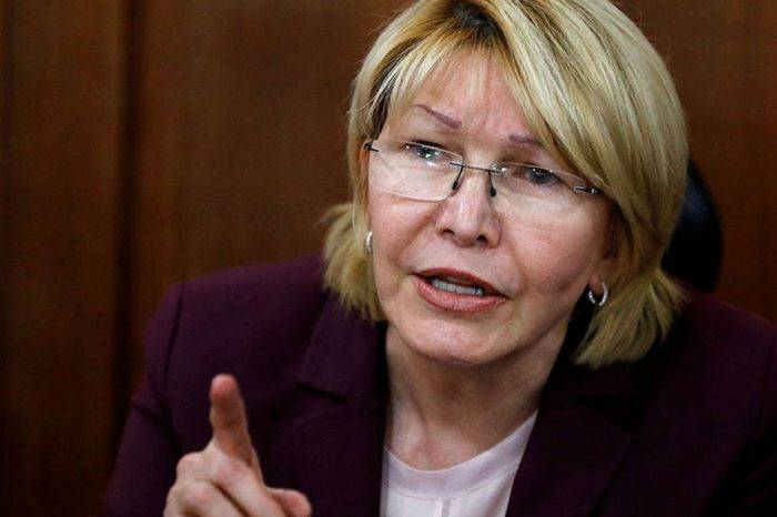Luisa Ortega Díaz planea acciones legales contra funcionarios venezolanos