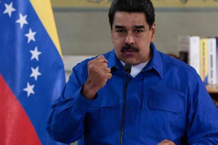 Maduro insta a Trump a fijar un diálogo en Caracas o en Washington