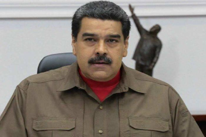 Maduro: EEUU, Colombia y España ordenaron a la oposición retirarse de las presidenciales