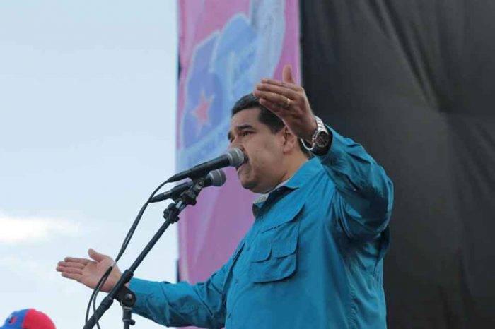 """Maduro quiere que el """"pueblo"""" escoja el candidato oficialista"""
