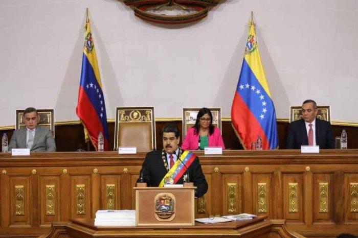 Los detalles que Maduro dio sobre Óscar Pérez y sus compañeros