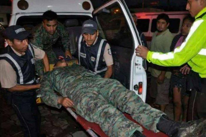 Cinco militares asesinados en atentado contra caravana del ejército Colombiano
