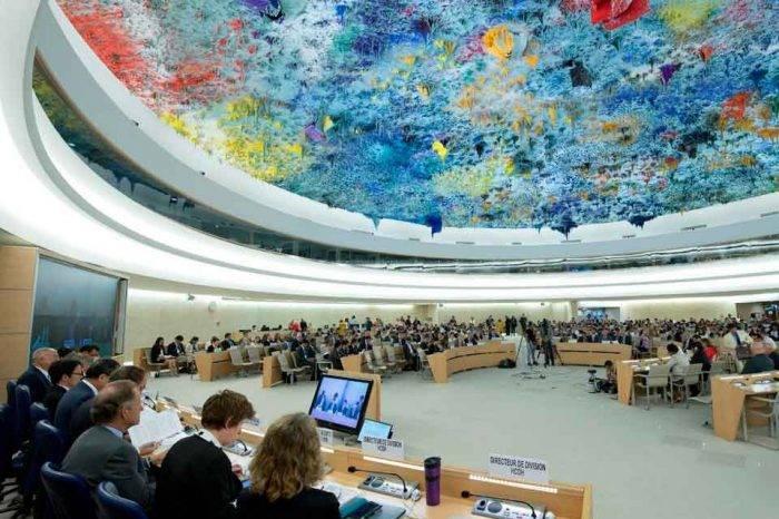 52 países piden ante Consejo de la ONU se concrete un cambio político en Venezuela