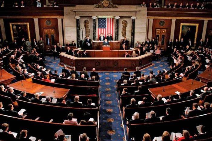 Senado norteamericano aprueba ley para restaurar la democracia en Venezuela