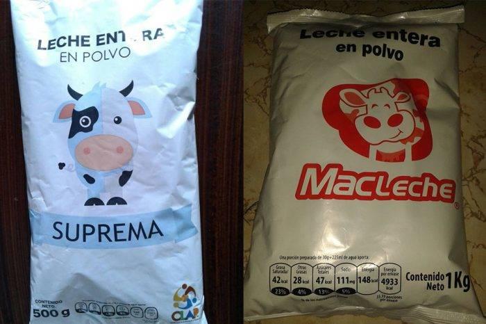 """""""Leche"""" distribuida por los Clap no cumple los estándares mínimos de nutrición"""