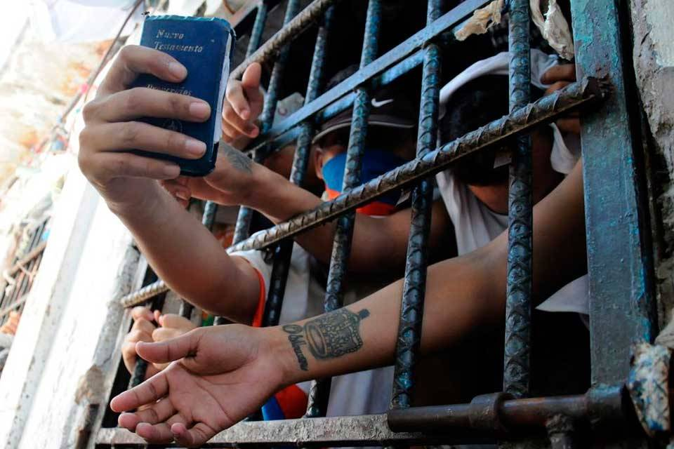 Cárceles venezolanas Lara