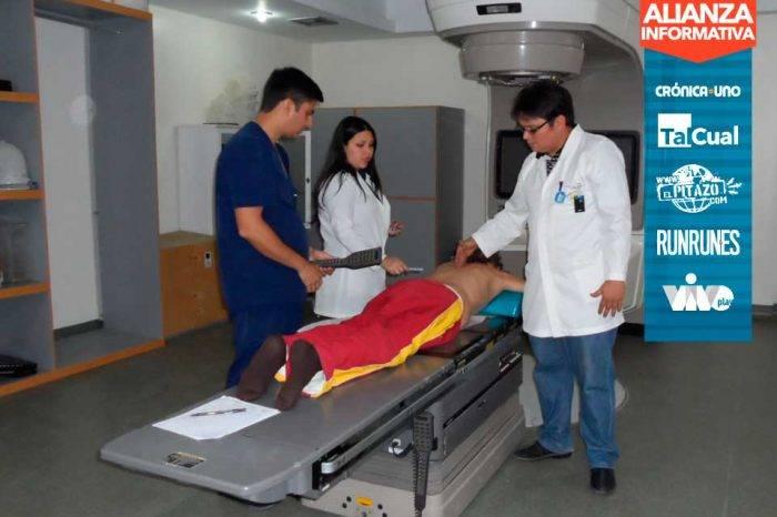 Solo cuatro unidades de radioterapia operan en el país