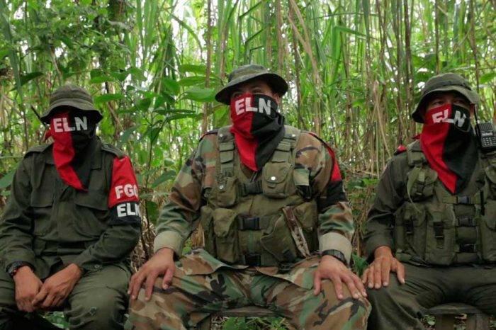 Liberan a 4 personas secuestradas por el ELN en Colombia