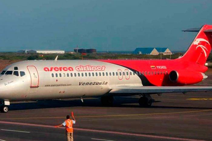Aserca Airlines asegura que planea volver a estirar sus alas