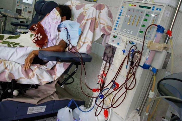 Muere un paciente renal en Nueva Esparta por falta de insumos para dializarse