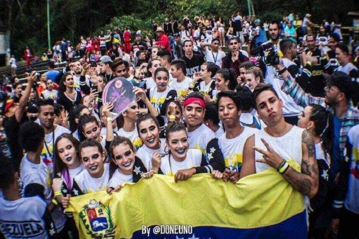 Venezuela a un paso del World of Dance