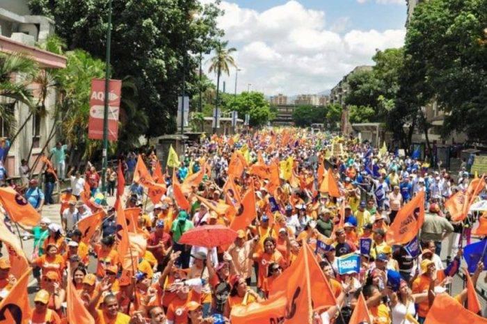 Los 10 puntos que propone Voluntad Popular para liberar Venezuela