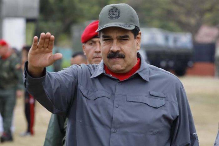 Nicolás Maduro Ejercicios Independencia 2018